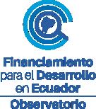 Financiamiento para el desarrollo del Ecuador Logo